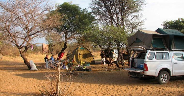 Spendenaufruf für Campingplatzentwicklung
