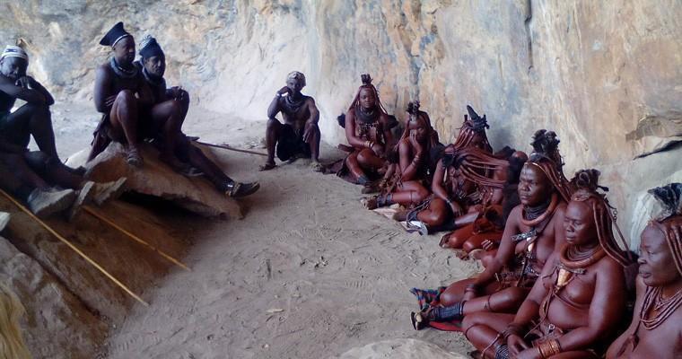 Neues Ovahimba Projekt