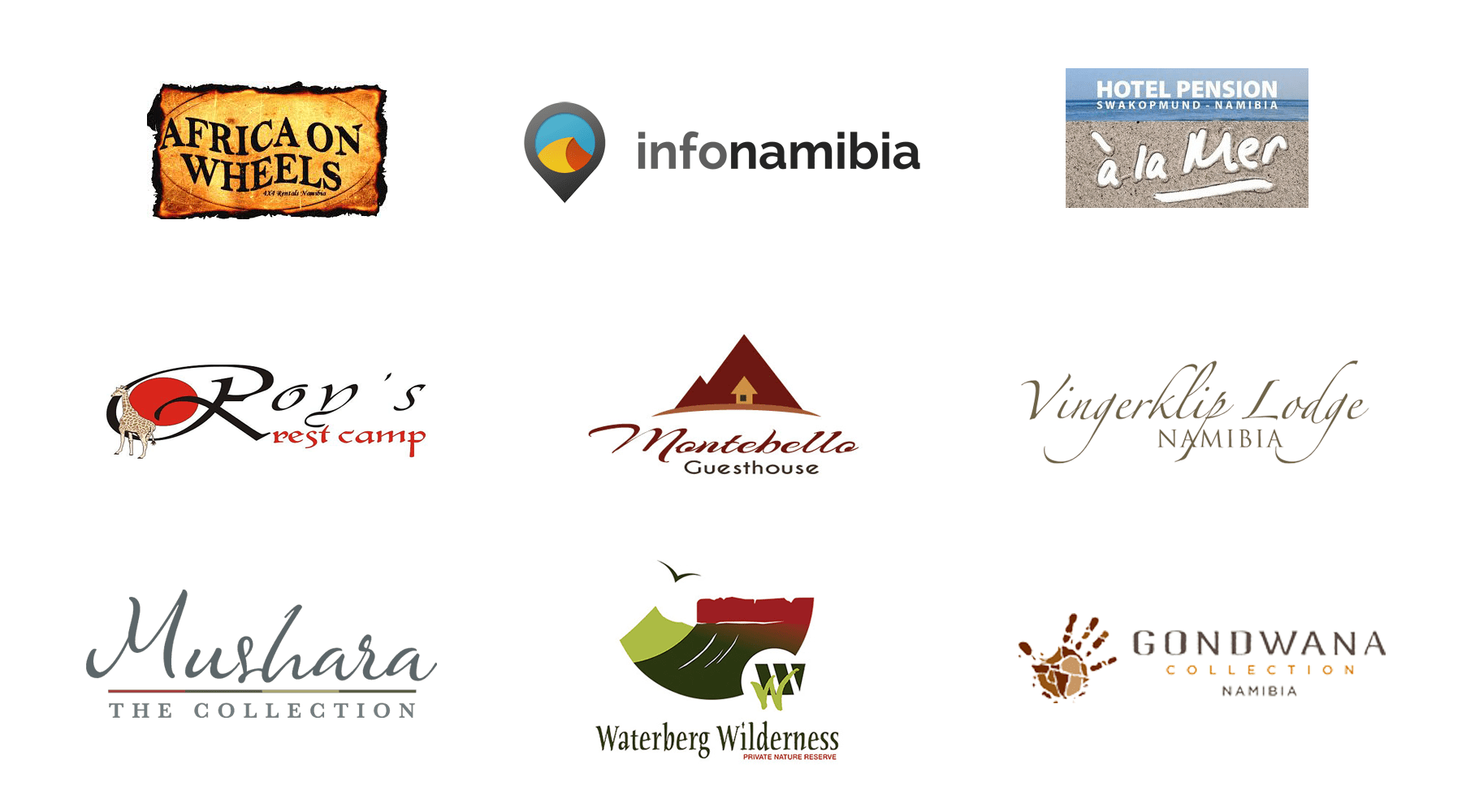 Namibia Tour – We thank our supporters - The Living Culture ...