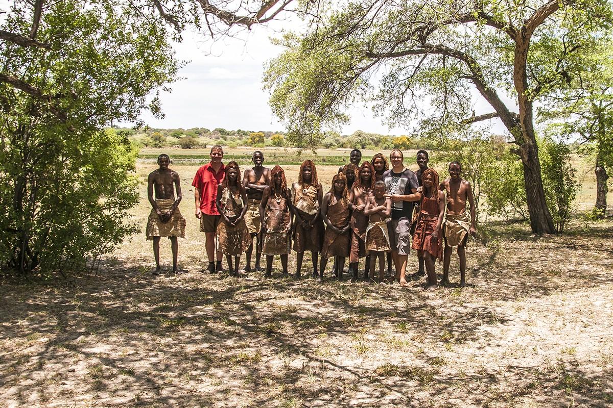 Mbunza-Campsite