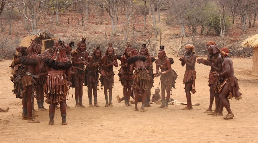 Ovahimba Living Museum Opening