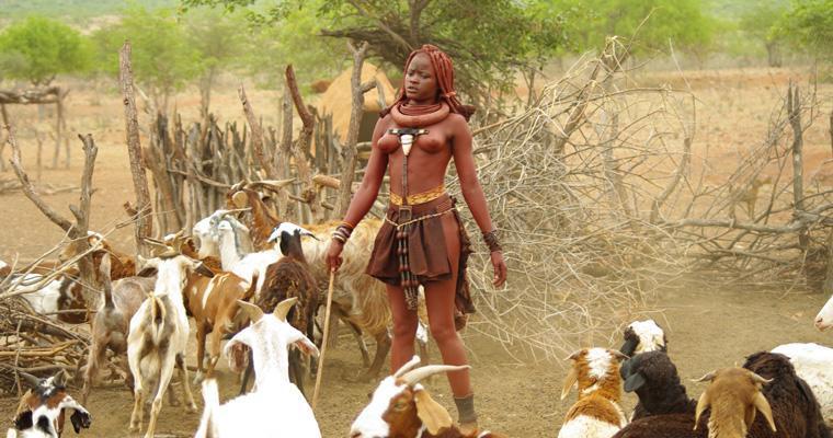 ethnologie der ovahimba living museum der ovahimba in namibia lcfn. Black Bedroom Furniture Sets. Home Design Ideas